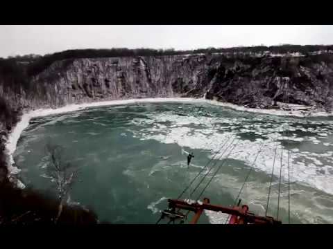 The Whirlpool Close to Niagara Falls - The largest one