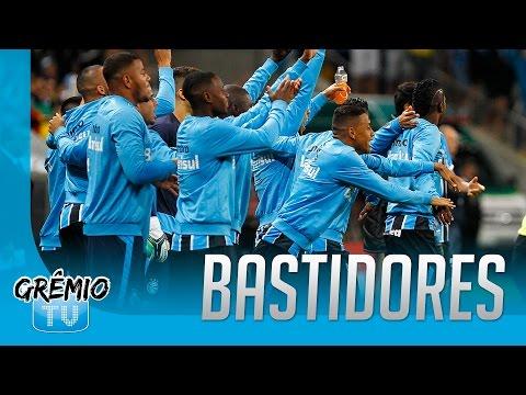 [BASTIDORES] Grêmio 0x0 Cruzeiro (Copa do Brasil 2016) l GrêmioTV