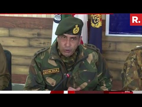 Jammu And Kashmir Police Briefing