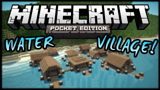 water village minecraft pocket edition seed