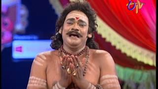 Jabardasth - Shakalaka Shankar (Pawanism) Performance On 31st October 2013