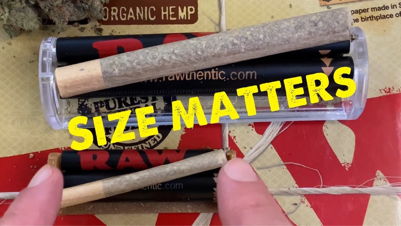 Download How to roll a BIG PHAT JOINT with the RAW PHATTY roller
