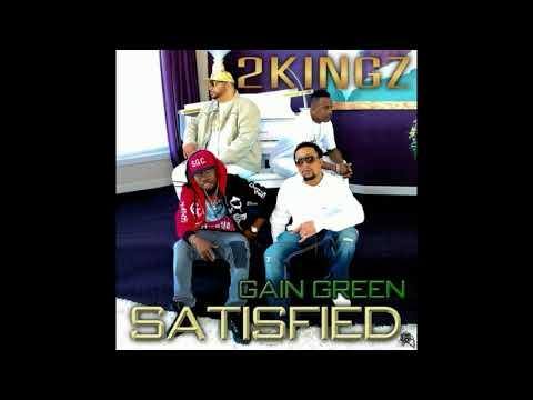 2KINGZ   Satisfied Feat Gain Green