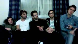 Young Guns - BONES album release web chat