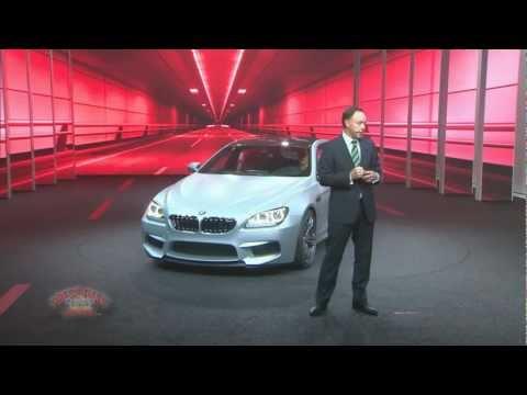 BMW Presentation at 2013 Detroit Auto Show