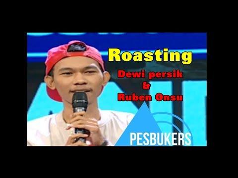 Cemen Roasting Dewi persik & Ruben Onsu ( Stand Up )