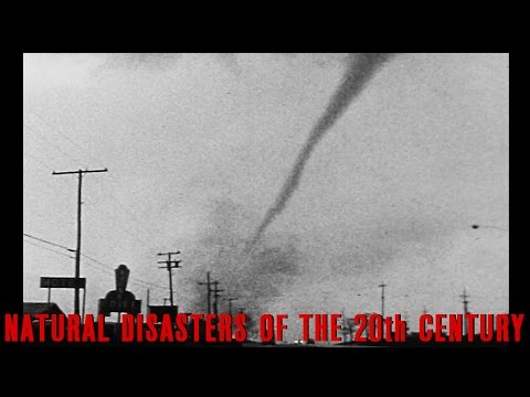Natural Disasters of the 20th Century