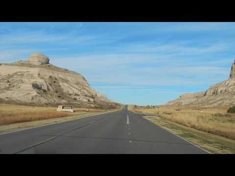 Scott Bluff National Monument Chimney Rock. ПУТЕШЕСТВИЕ НА ГРАНИЦУ ШТАТА НЕБРАСКА