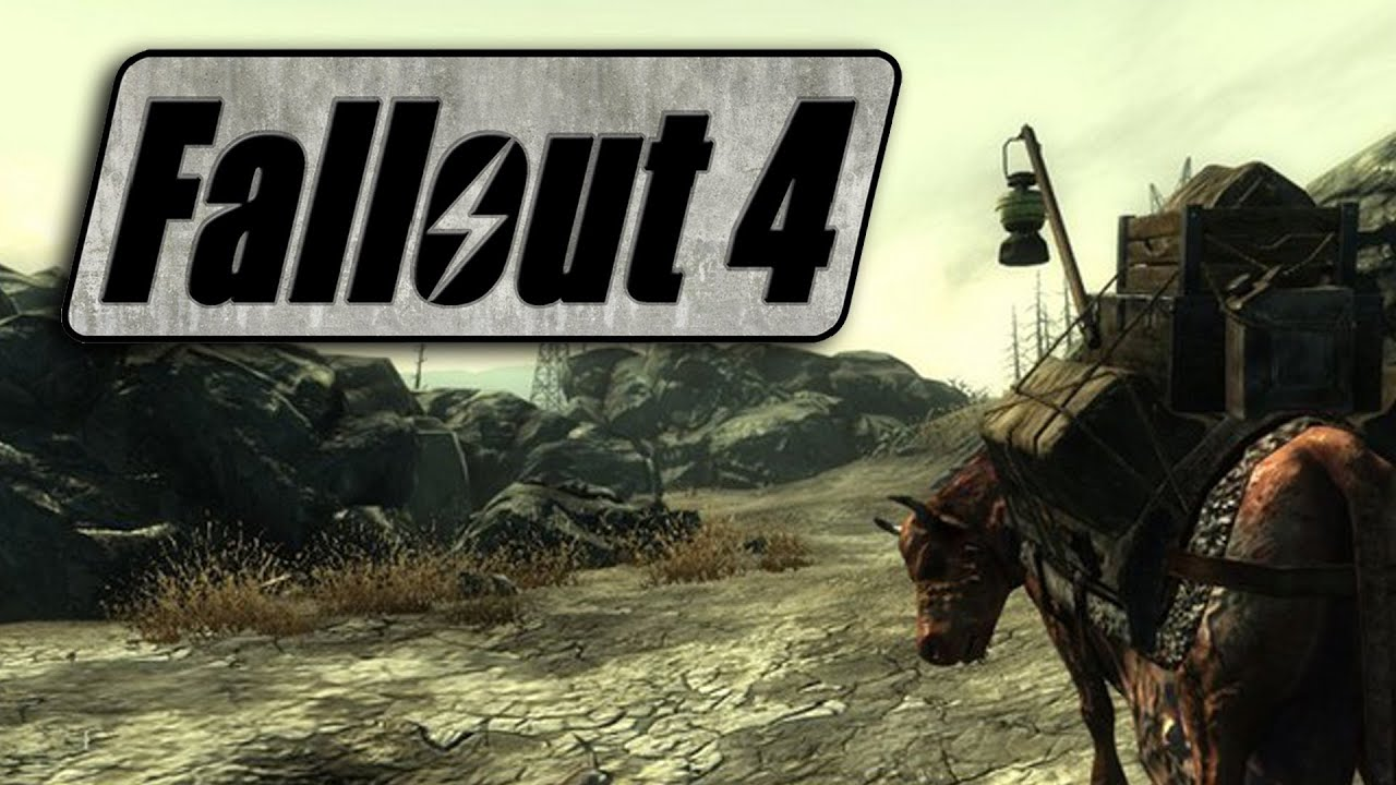 Fallout 4 ideas and speculation youtube