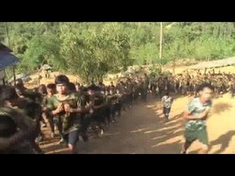 The rise of Myanmar's Arakan Army