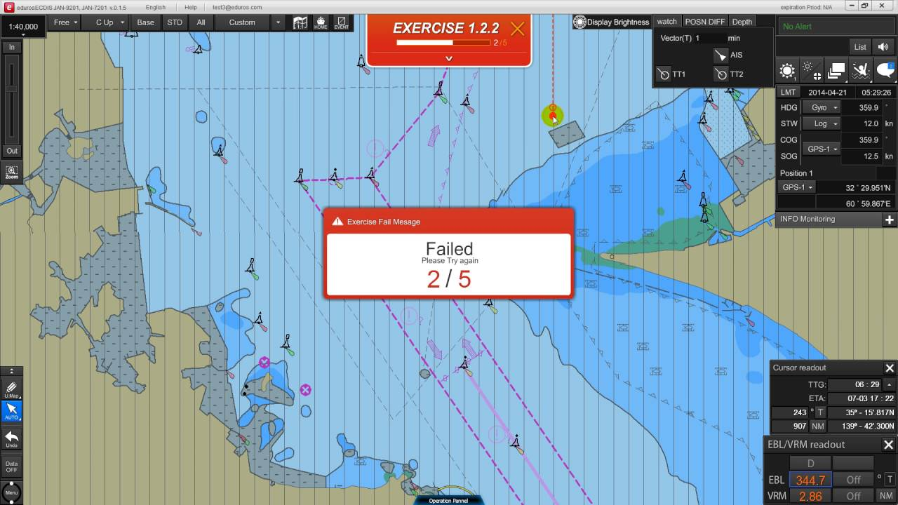 Jrc ecdis questions and answers