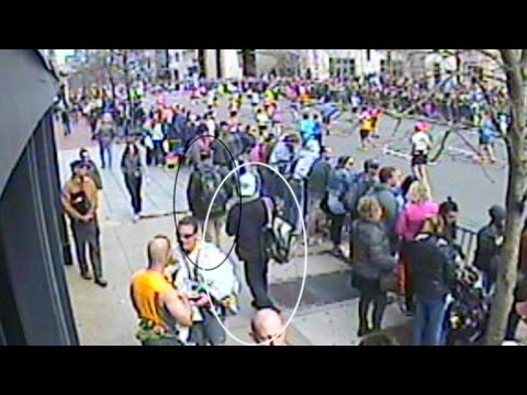 Videos show Boston Marathon bombing suspect Tsarnaev on the