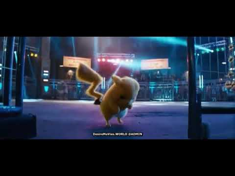 Pokimon Detactive Pikachu Hindi Dubbed Best Movie Clip