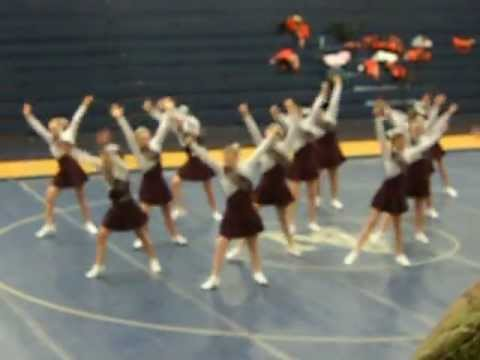 Round 2 - Portland Middle School Competitive Cheer (1-5-13)