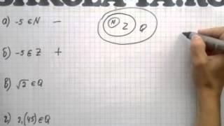 Алгебра 9 кл. Мордкович. Параграф 3.4
