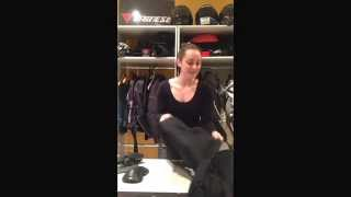 Ladies Motorcycle Gear Reviews : The Kevlar Hoodie - From Finn Moto