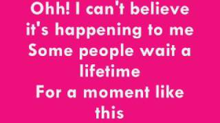 Leona Lewis - Moment Like This w/lyrics