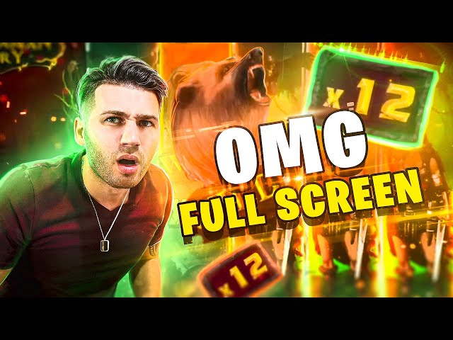 🔵*/ BARBARIAN FURY SLOT / OMG!!! FULL-SCREEN / AM SPART JACKPOT / CASINO ROMANIA / LIKE ⇘