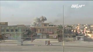 (VTC14)_Quân đội Iraq vây chặt IS tại Mosul