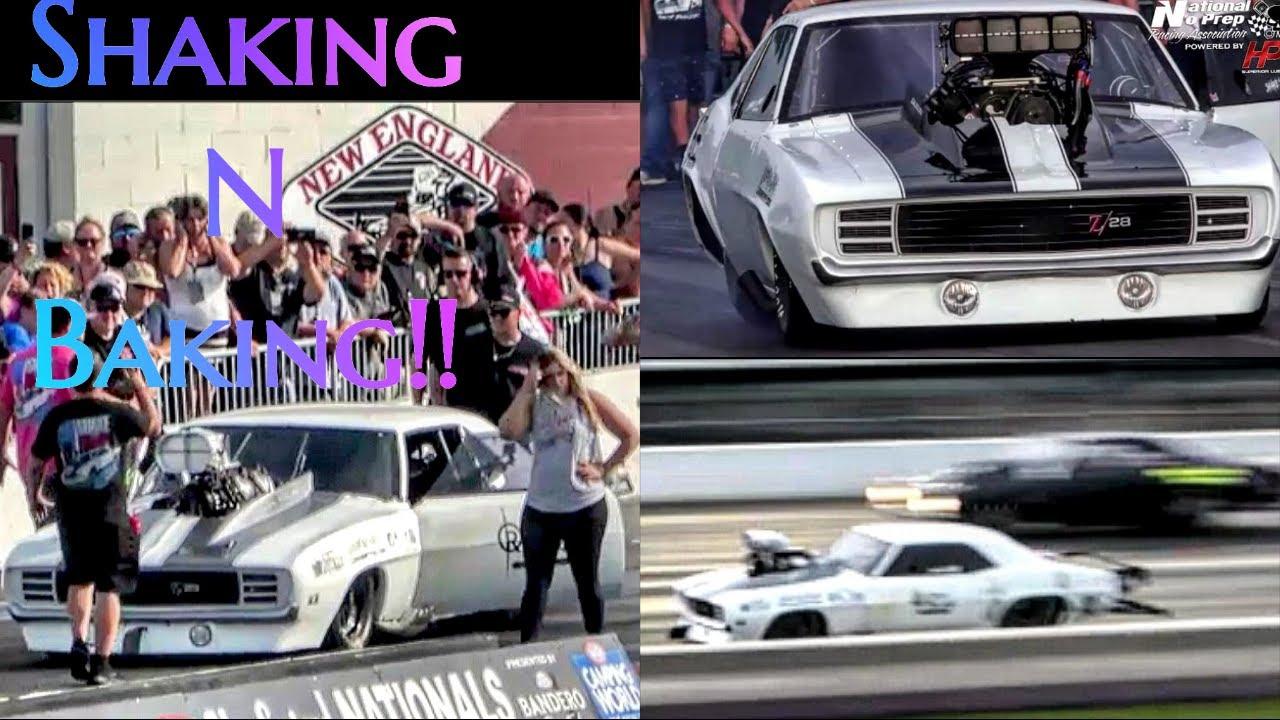 Shake N Bake Mike Janis Supercharged Camaro!!!