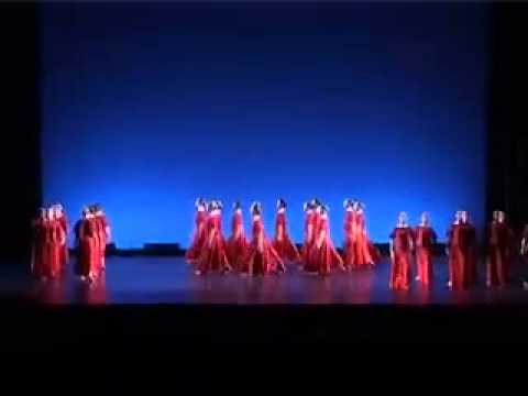 Panorama, Baton Rouge Ballet Theatre, Part one