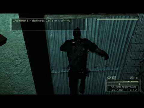 Sam Fisher Can't Stop Killing