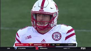 2017 - Nebraska at Minnesota