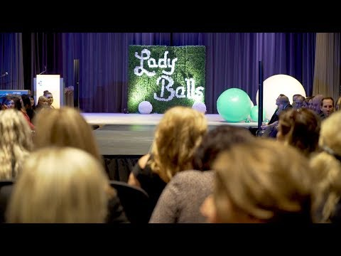 The Lady Ball - Ovarian Cancer Canada (2017)