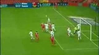 Россия - Уэльс 3 -1 ( видео голы) - Romannoff.Ru(, 2009-09-10T07:55:39.000Z)