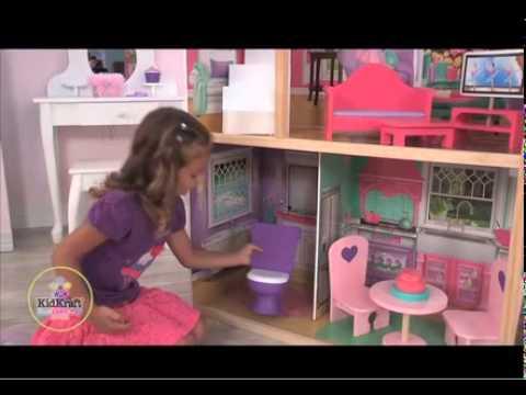 Kidkraft Elegant 18Inch Dollhouse 65830