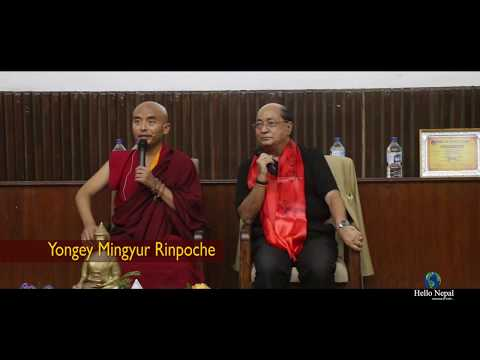 Breathing Techniques by Yongey Mingyur Rinpoche | Karma Kagyu and Nyingma | Tibetan Buddhism