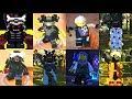 Lego Ninjago: Lord Garmadon Evolution - In Lego Videogames