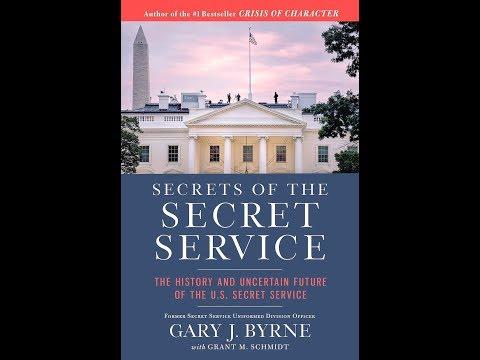 Live Interview Gary Byrne Secrets Of The Secret Service