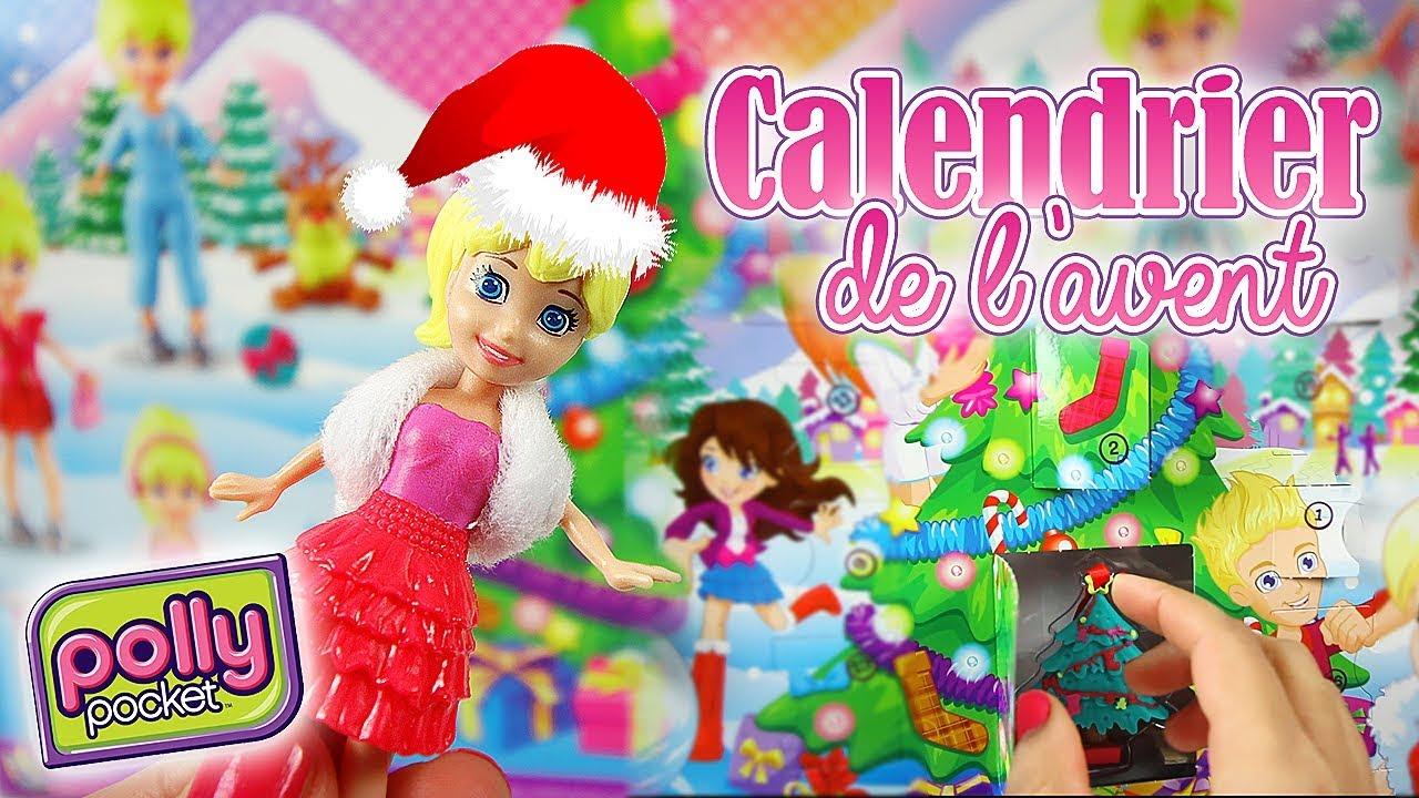 Calendrier De Lavent Soy Luna.200 Euros Polly Pocket Calendrier De L Avent 2017 Advent Calender Polly Pocket Dolls