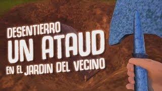 Video de HELLO NEIGHBOR : DESENTIERRO UN ATAUD EN EL JARDIN DEL VECINO OMG ! ( JUEGO COMPLETO )