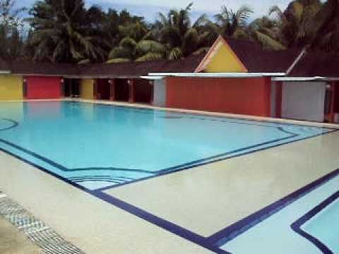 "Bohol's Miravilla Resort "" Newly Renovated ""Part 1... 02-23-2011"