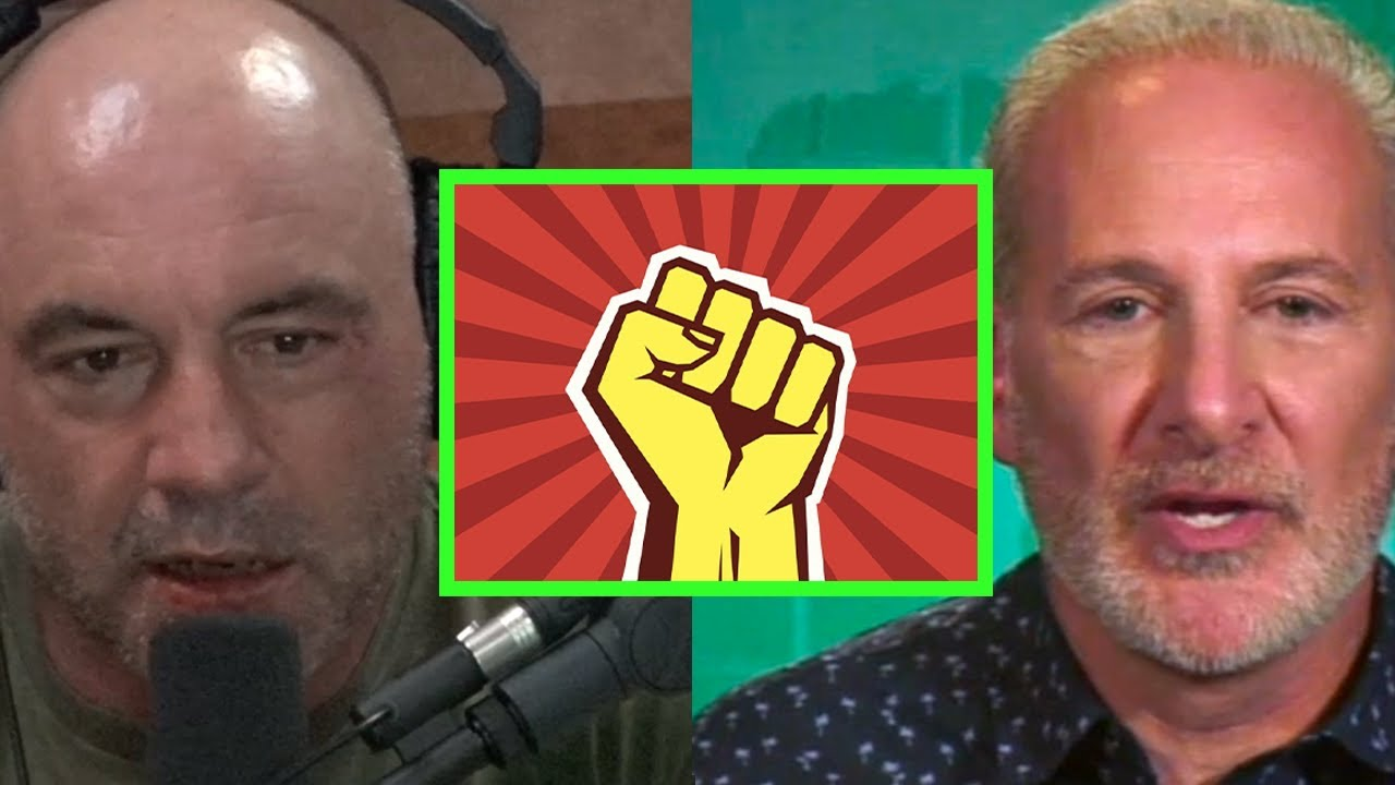 Peter Schiff's Critiques of Socialism  | Joe Rogan