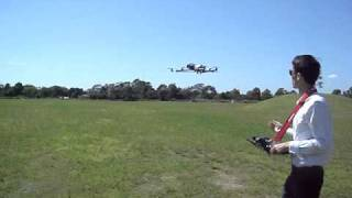 AscTec Falcon 8 Demonstration In Sydney.MPG