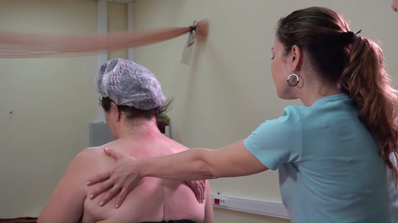 Индивидуальное обучение #2 – массаж шейно-воротниковой зоны