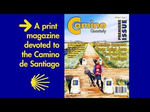 Camino Quarterly Magazine - Crowd-funding Presentation