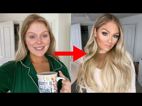 15 MINUTE EVERYDAY MAKEUP TRANSFORMATION | GET READY WITH ME thumbnail