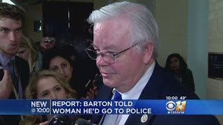 New Revelation After TX Rep. Joe Barton Apologizes Over Nude Photo