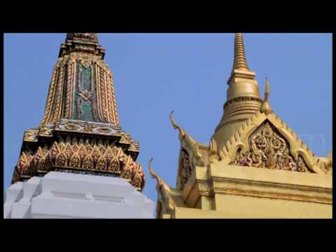 Around The World : Grand Palace, Elephant Zoo, Golden Buddha, Thailand