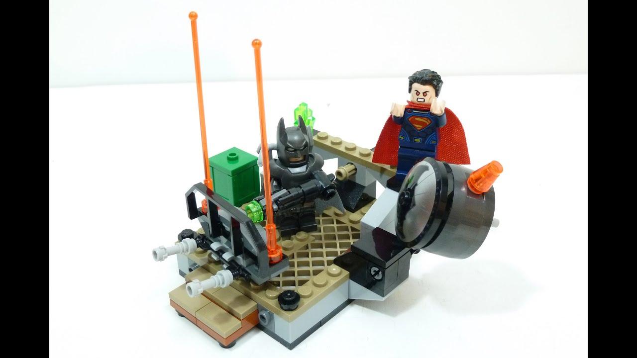 LEGO DC COMICS SUPER HEROES 76044 CLASH OF THE HEROES ...