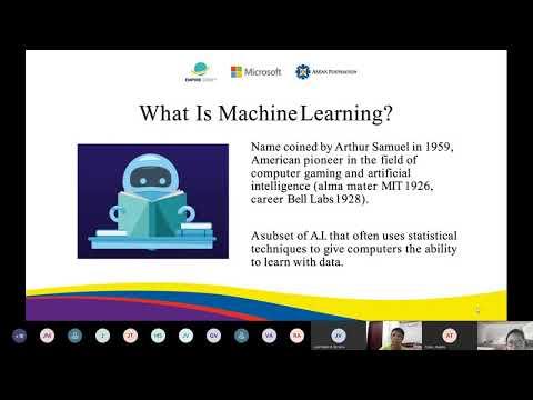 Filipino] Online Training on Data