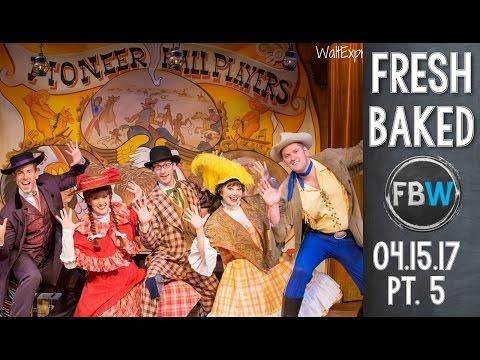 Hoop Dee Doo Musical Revue + CHICKEN!! | 04/15/17 Pt. 1 [WDW]