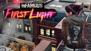 INFAMOUS FIRST LIGHT #2 - Em Busca do Irmão da Fetch!