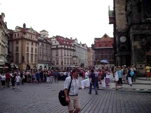 Desde la Ciudad mas bella de Europa la Bella Praga en la republica Checa