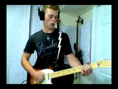 Working on a Tan - Brad Paisley Guitar Cover
