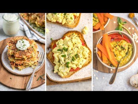 Savory Vegan Breakfast Ideas (Easy + Healthy!)